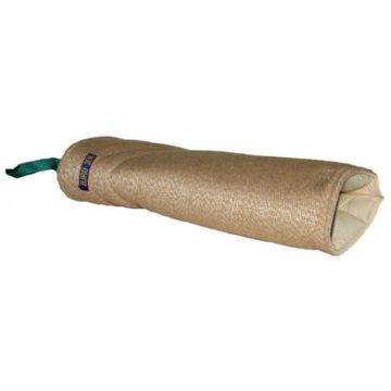 Euro Joe - Green Strap - Bite Sleeve - JUTE